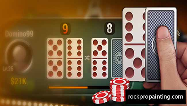 Trusted Domino Online Gambling Site Game